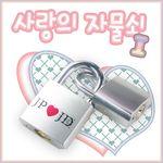 남산 커플 사랑의 자물쇠 I
