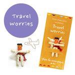 꼬마 전문가 걱정인형 Travel Worries