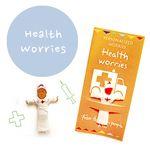 꼬마 전문가 걱정인형 Health Worries