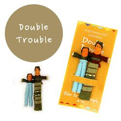 꼬마 전문가 걱정인형 Double Trouble
