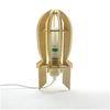 DIY 로켓트 우드 램프