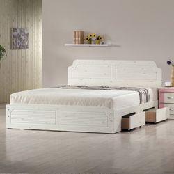 [젠키즈침대] 스트라이프 서랍형 슈퍼싱글 침대 매트리스 (착불) 인기상품