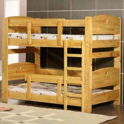 [젠키즈침대] 버디 원목 이층 싱글 침대 매트리스 (착불) 인기상품