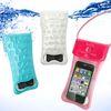 디자인모두 스마트폰 기능성 방수파우치 (Hot Pink)