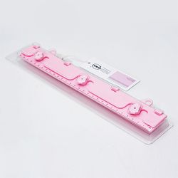 new수업중강의중 자펀치3공-baby pink