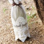 Wine bottle cover -A
