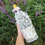 Wine bottle cover -D