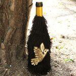 Wine bottle cover -F
