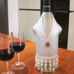 Wine bottle cover -G