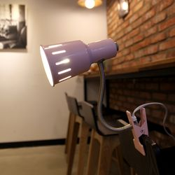 (LAMPDA)스마트스프링 집게스탠드ver.2 (핑크)
