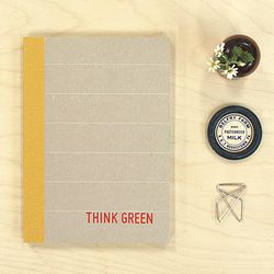 THINK GREEN NOTE 3-yellow(M)