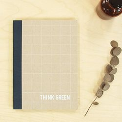 THINK GREEN NOTE 3-navy(M)