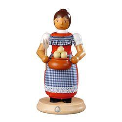 스모킹맨  뜨거운만두를 파는 여인 25Cm - 16657