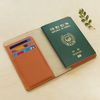 [~11/30까지] VG-E PASSPORT COVER-hazelnut