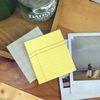 페이퍼웨이즈 글루메모 2개 세트 듀오(패턴) - Ruled & Folded