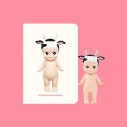 MINI NOTE-milkcow