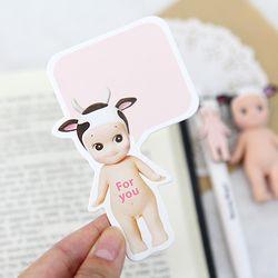 SPEECH BUBBLE CARD-milkcow