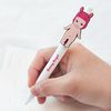 CLIP JELLY PEN-hippo
