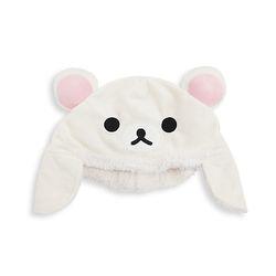 코리락쿠마 겨울 모자