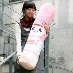 왕눈이 막대과자 쿠션(특왕)핑크