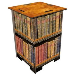 Stool-library