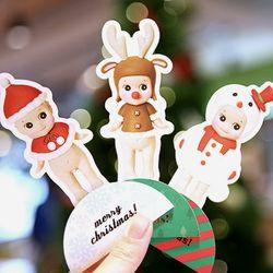 소니엔젤 Christmas card SET(6종)