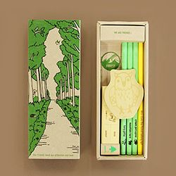 ECO-STATIONERY SET ver.5