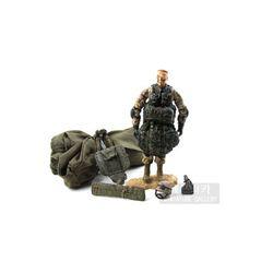 1/18 U.S. ARMY RANGER : CPL. GEOFF CHANCE (UMX731096USR)