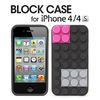 BLOCK CASE for iPhone4 4S �?