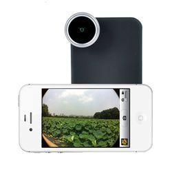 아이폰4-4S 어안렌즈(Fisheye Lens)