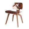 Premium Plywood High Pony Chair (�ö��̿�� ���� ��ġü��)