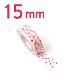모노폴리 마스킹테이프 15mm [daisy flower]