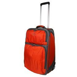 와이어(Wire) 24인치 수화물용 캐리어 여행가방 - 오렌지