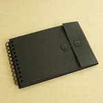 ECO SCRAPBOOK(black)-ver.2