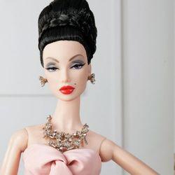 [FR] Magnificant Monogram Basic Dressed Doll