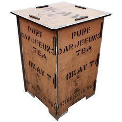 Stool-tea box