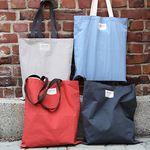 basic bag - red brown
