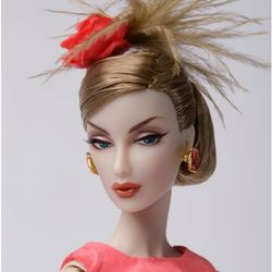 Exaggeration FR: Monogram™ Dressed Doll
