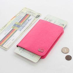 트래블러스 여권커버(전자여권용)ver.3 포켓형