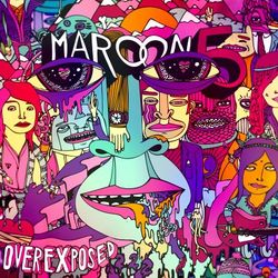 Maroon 5  -  Overexposed - Deluxe Edition