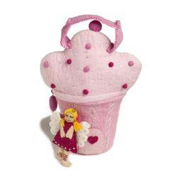 Cup Cake House Bag