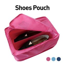 shoes pouch [milky sky]