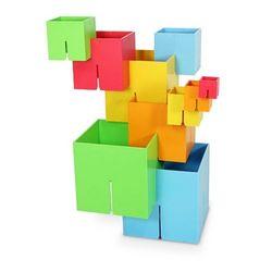 Fat Brain 입체큐브블록 Dado Cubes