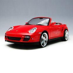 [포르쉐 포르셰 911] [모터맥스] 1:18 포르쉐 911 터보 카브리올레 PORSCHE 911 TURBO CABRIOLET