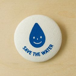ECO BADGE ver.2 - water