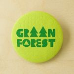 ECO BADGE ver.2 - green