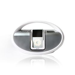 iLIVE Boom Box with Dock for iPod