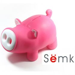 돼지 저금통 - 핑크(box)