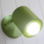 [바이빔]배럴 벽1등[LED]-그린