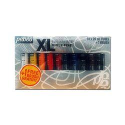 [Pebeo 뻬베오] XL 유화물감 20ml 10색세트